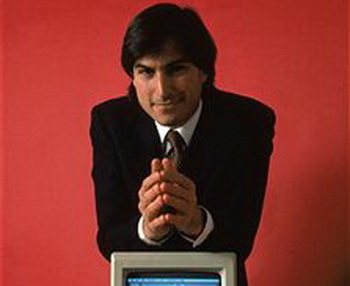Стив Джобс в начале своей профессиональной карьеры. Фото: Bernard Gotfryd/Getty Images