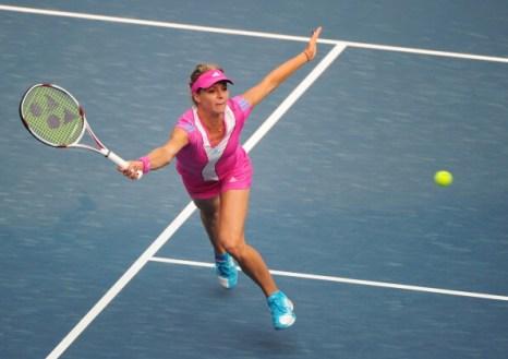 Мария Кириленко проиграла Монике  Никулеску четвертьфинал турнира China Open. Фото: Matthew Stockman/Getty Images