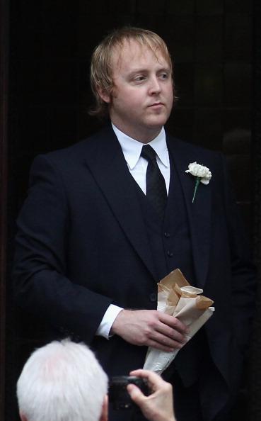 Свадьба Пол Маккартни и Нэнси Шевелл. James McCartney. Фоторепортаж из Лондона. Фото: Danny Martindale/Getty Image