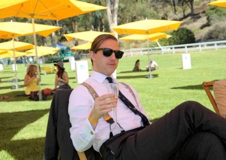 Гости на соревнованиях  по конному поло Veuve Clicquot Polo Classic в  Лос- Анджелесе. Фото: Christopher Polk/ Charley Gallay/ Jason Merritt/Getty Images for Veuve Clicquot