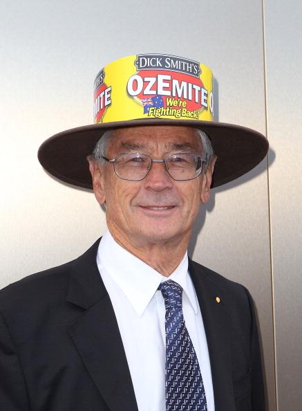 Гости в модных нарядах в День кубка Мельбурна. Фоторепортаж из Австралии. Фото: Quinn Rooney/ Paul Rovere/The AGE/Fairfax Media via Getty Images
