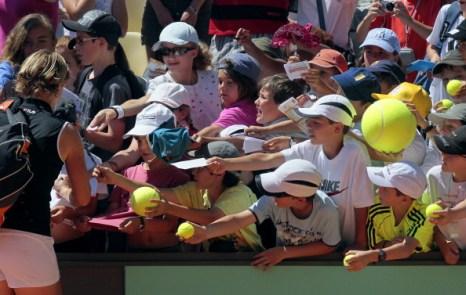 Россияне Кузнецова, Павлюченкова и Южный вышли в третий круг открытого чемпионата Франции.  Фоторепортаж с «Ролан Гаррос». Фото: Clive Brunskil/Matthew Stockman/JACQUES DEMARTHON/AFP/Getty Images