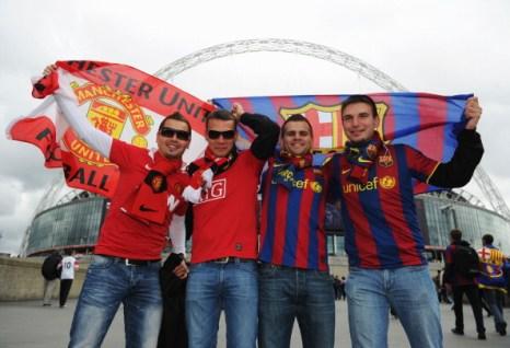 Кубок лиги Чемпионов достался  «Барселоне». Фоторепортаж со стадиона Wembley. Фото: Michael Regan / Jasper Juinen/ Clive Mason Shaun Botterill /Laurence Griffiths/Getty Images