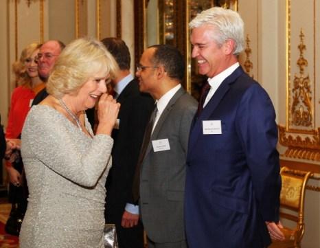 Королевская  семья Великобритании на приеме в честь предстоящего 60-летнего юбилея правления королевы Елизаветы II. Фото: Gareth Fuller - WPA Pool/Getty Images