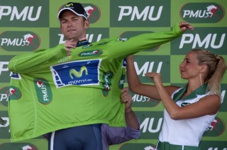 Фоторепортаж c  велогонки Tour de France четвертого  этапа. Фото:  Michael Steele/ JOEL SAGET /PASCAL PAVANI/AFP/Getty Images