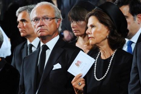 Фоторепортаж c церемонии похорон сына последнего австрийского императора Отто Габсбург-Лотарингского. Фото: Martin Schalk/Getty Images
