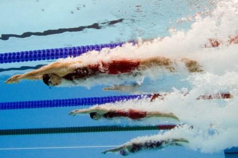 Юлия Ефимова вышла в финал в заплыве на 200 метров брассом на ЧМ в Шанхае. Фото: FRANCOIS XAVIER MARIT/AFP/Getty Images