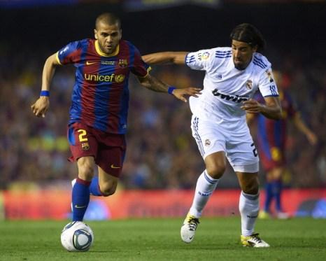 Рамос уронил Кубок Испании, который мадридский