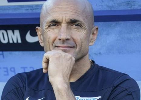 Лучано Спаллетти, тренер питерского «Зенита». Фото: Epsilon/Getty Images
