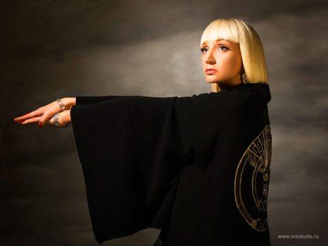 Кристина Орбакайте. Фото: orbakaite.ru