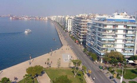 Салоники, или Фессалоники — второй по величине город Греции. Фото: Подпоручикъ/commons.wikimedia.org