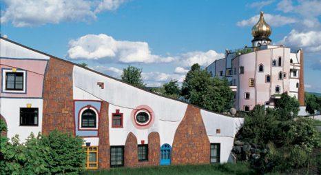 Термальный комплекс Rogner Bad Blumau в Австрии. Фото: Rogner Bad Blumau/commons.wikimedia.org
