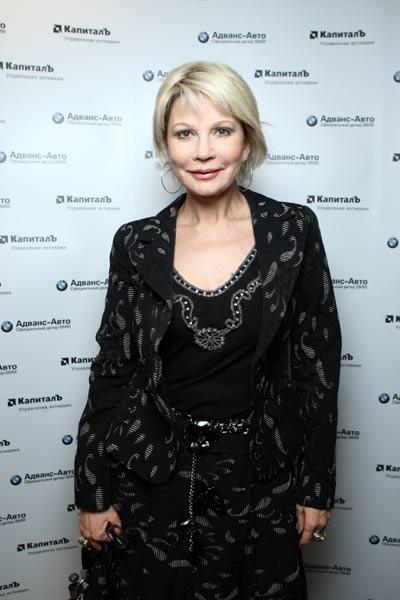 Татьяна Веденеева. Фото предоставлено  организаторами вечера, посвященного Ренате Литвиновой