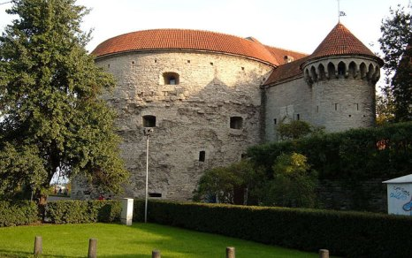 Башня «Толстая Маргарита». Фото: Otto Magnus/commons.wikimedia.org