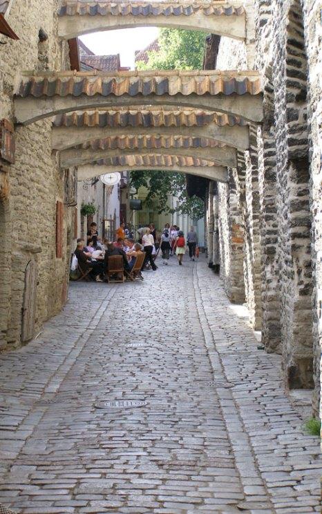 Переулок Катарины. фото: jkb/commons.wikimedia.org