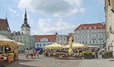 Таллин. Фото: Finenight/commons.wikimedia.org