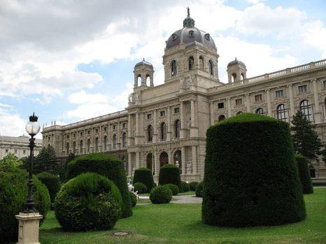 Музей истории искусств, Вена, Австрия. Фото: Andrew Bossi/сommons.wikimedia.org