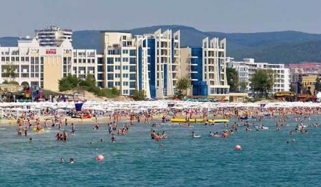 Солнечный берег — крупнейший морской курорт на востоке Болгарии. Фото: commons.wikimedia.org