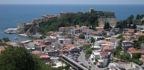Улцинь — город в Черногории на побережье Адриатического моря. Фото: Einer пороть Zu Weit/commons.wikimedia.org