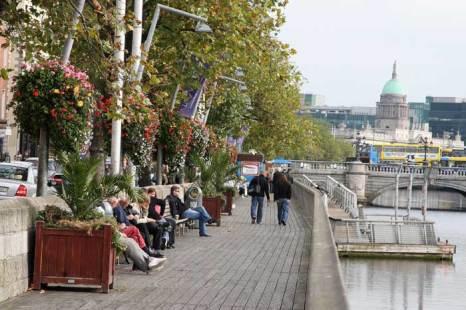 Дублин — одна из самых любимых путешественниками столиц мира. Фото: Chris Jackson/Getty Images