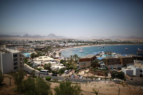 Шарм-эль-Шейх — город-курорт в Египте на южной оконечности Синайского полуострова на побережье Красного моря Египетской ривьеры. Фото: Peter Macdiarmid/Getty Images