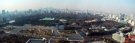 Императорский дворец Токио — главная и официальная резиденция японских императоров. Фото: Chris 73/commons.wikimedia.org