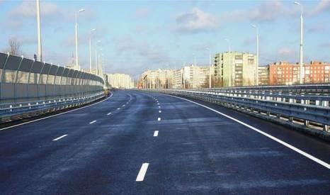 Второй эстакадный мост в Калининграде. Фото: Ttracy/commons.wikimedia.org