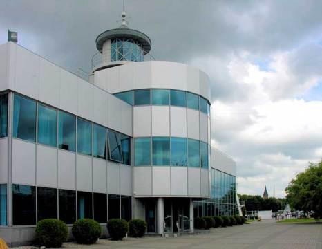 Музей Мирового океана, Калининград, Россия. Фото: Fastboy/commons.wikimedia.org