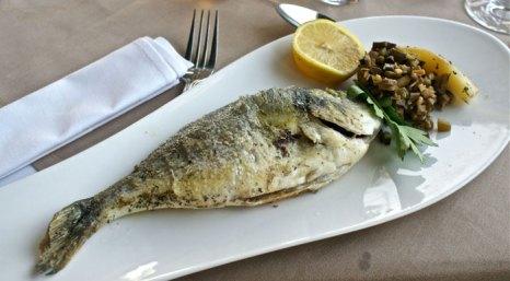 Запеченая рыба. Фото: Hellebardius/flickr.com