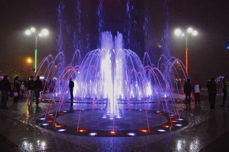 Поющий фонтан. Фото: krasnodar.go2all.ru