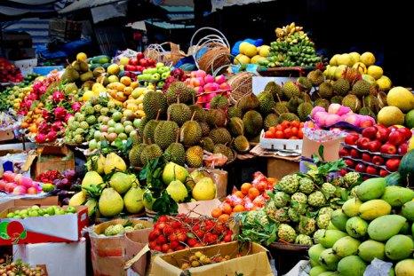 Тайские фрукты. Фото: Vacation and Cuisine/flickr.com