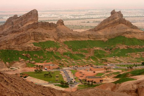 Гора Джебель Хафит - вторая по высоте в Объединенных Арабских Эмиратах. Фото: Shahinmusthafa Shahin Olakara/commons.wikimedia.org