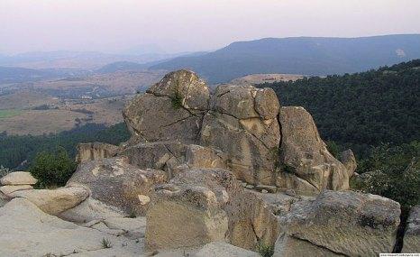 Перперикон. Руины древнего города, Болгария. Фото: Kiril Kapustin/commons.wikimedia.org