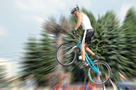 На фестивале «Спортивный город», 29 июня, Поклонная гора, г. Москва. Фото: Юлия Цигун/Великая Эпоха (The Epoch Times)