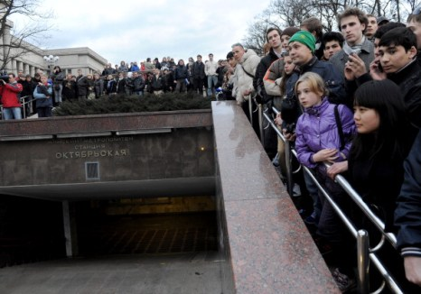 В Минске произошел взрыв, погибло не менее одиннадцати человек.Фото: ANTON MOTOLKO/AFP/Getty Images