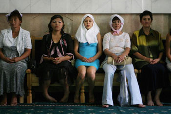 Узбекистан. Фото: Uriel Sinai/Getty Images
