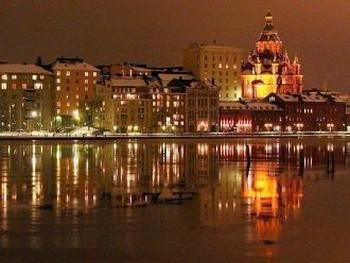 Хельсинки. Фото: wek.com.ua