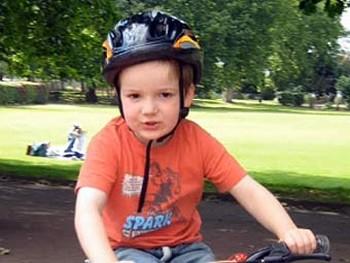 Чарли Симпсон. Фото с unicef.org.uk