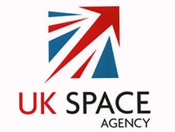 Логотип космического агентства Великобритании