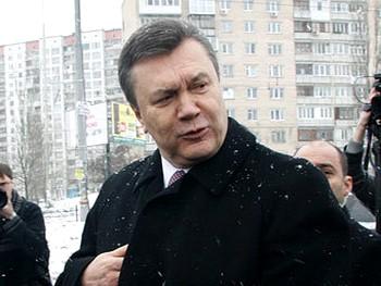 Виктор Янукович. Фото