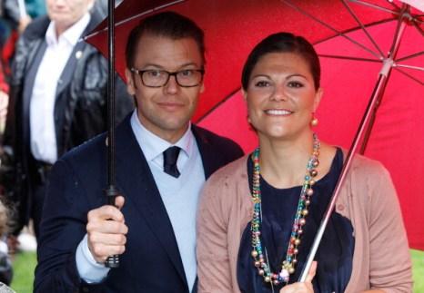 Фоторепортаж о праздновании дня рождения шведской кронпринцессы Виктории. Фото:Christopher Hunt/Getty Images