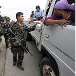 На Филиппинах взяли в заложники … учителей . фото с ru.trend.az
