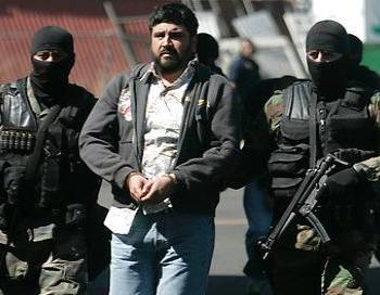 Полицией Мексики задержан самый неуловимый торговец наркотиками: Карлос Белтран Лейва.Фото с сайта  narcoticnews.com