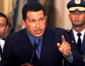 Тем временем, президент Венесуэлы уверен, что в стране нет причин для роста цен. Фото:  OKA BUDHI/AFP/Getty Images