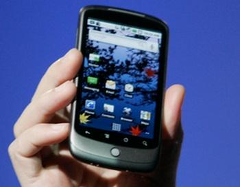Nexus One с операционной системой Android испортил репутациюФото:Google.  ROBERT GALBRAITH/AFP/Getty Images