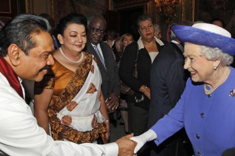 Королева Елизавета II встретилась с главами правительств Содружества Наций. Фоторепортаж. Фото: Pitarakis - WPA Pool /Getty Images