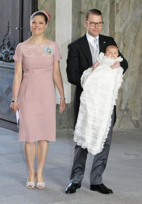 Крестины шведской принцессы Эстель. Фоторепортаж. Фото: Chris Jackson/Getty Images