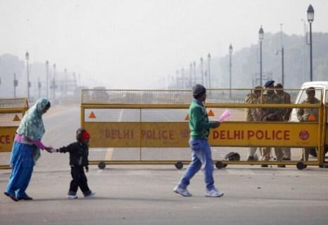 Индия. Фото:   Andrew Caballero-Reynolds/AFP/Getty Images