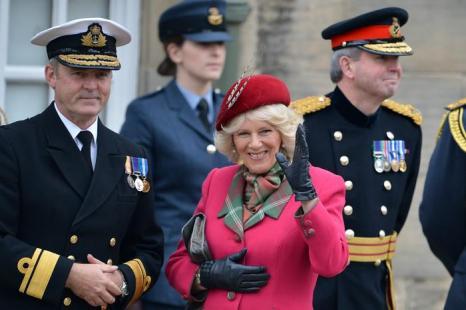 Принц Чарльз и Камилла, герцог и герцогиня Rothesay, посетили Королевский британский легион. Фоторепортаж из Эдинбурга. Фото: Jeff J Mitchell/Getty Images