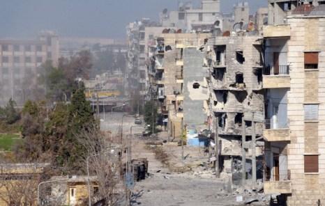 Сирия. Фото:  AFP/Getty Images